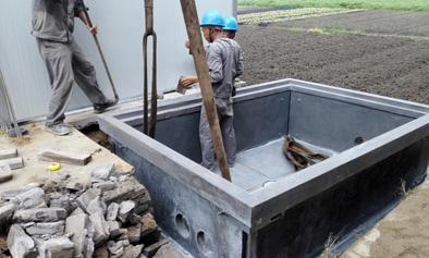 广州预制装配轻质电缆井工程