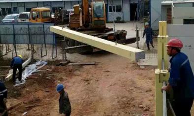 中山预制装配围墙工程