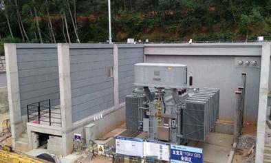贵港预制装配防火墙工程