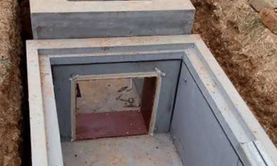 江门预制装配箱变基础工程